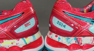 魅力纽约—ASICS 纽约马拉松限量版跑鞋上市