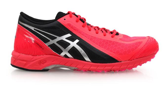 路跑速度机车—Asics tarther kainos 2竞速跑鞋