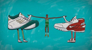 不扯淡新闻 | 勒布朗·詹姆斯与 adidas 的往日情仇