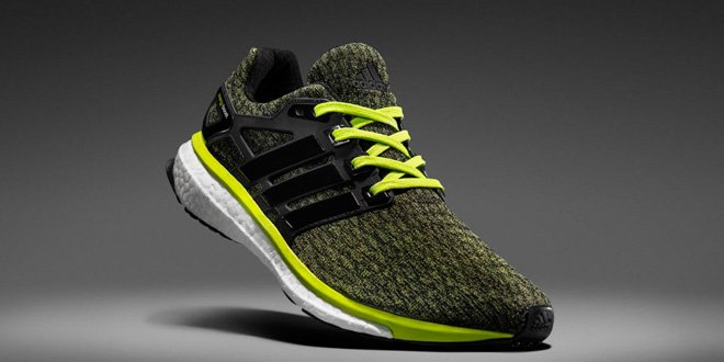 能量升级—Adidas Energy Boost Reveal慢跑鞋