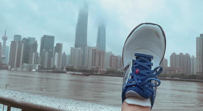 黄浦江上青春无限,风雨无阻海派战靴|NBx 880v8上海限量版试穿体验记