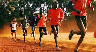 如何在跑休后,循序渐进地开始备赛