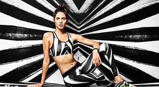 艺术的碰撞  耐克NIKE携手巴西艺术家发布2014限量版紧身裤及运动鞋
