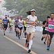 在扬州跑马拉松时,一个小时会有多短暂?