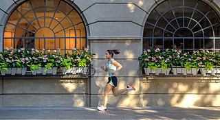尽情跑,去追寻最美的城市之光