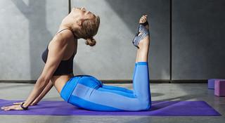 超模照我去运动 — 维秘天使的日常锻炼