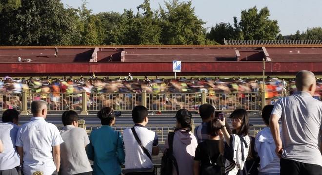 关于北京马拉松 这些事儿现在知道还不算晚