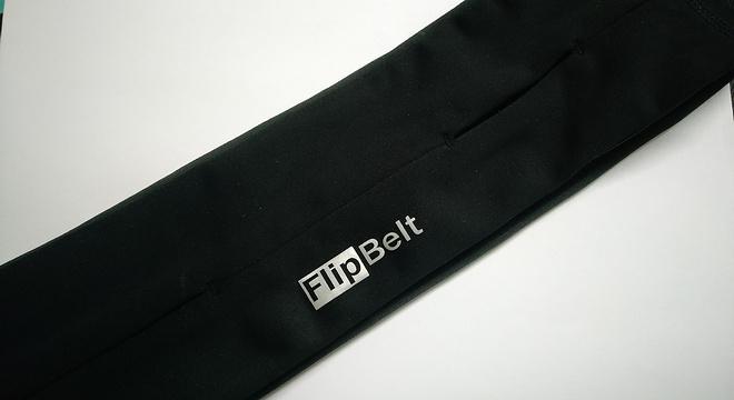 运动收纳最佳伴侣——Flipbelt运动腰带测评