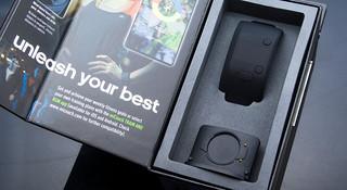 开箱   不只是记录,adidas micoach FitSmart智能手环