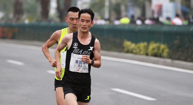 中国顶尖跑者的巅峰对决 厦马国内男女前三名独家专访