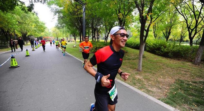 2019 济南12小时超级马拉松