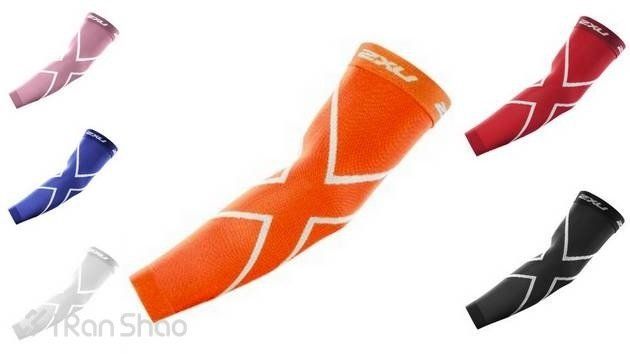 Compression Calf and Arm Sleeves 腿套 与 臂套,2XU的彩色转变