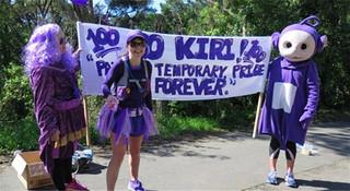 不是鸡汤 | 如果梦想完成100个马拉松,不妨看看Kiri Price的这10个感悟