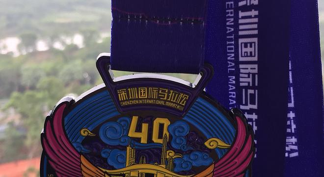 2018我的深马我的城 深圳马拉松半马完赛记