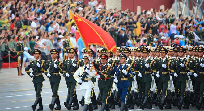 北马:马拉松的阅兵礼                 ——我的2017 北马跑记