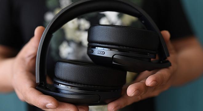 环境就此隔绝--Dacom HF002头戴式蓝牙耳机