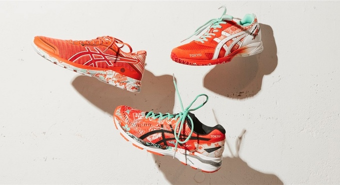 TopX | 大饱眼福 2017东京马拉松限量版跑鞋一览