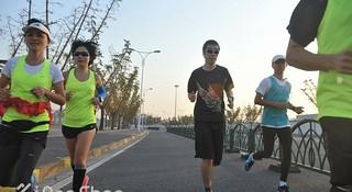 2013耐克(Nike)上海马拉松 UMT精英Pacer训练营记录(7)
