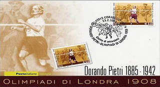 人物 | 多兰多·佩特里(Dorando Pietri) :马拉松改变了我的命运