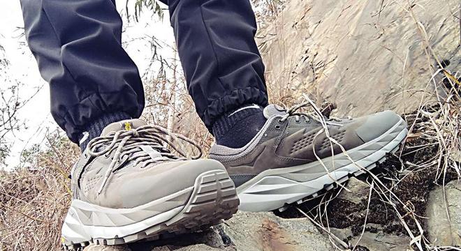 不惧冒险如履平地:HOKA ONE ONE Kaha Low GTX徒步鞋体验