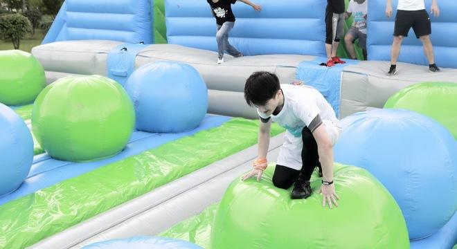 疯狂5K™ Play Tour 上海站