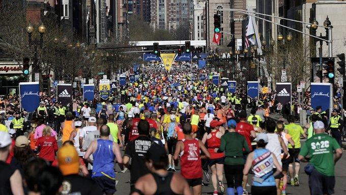2015波士顿马拉松报名进入第二阶段 剩余8000名额