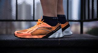 跑鞋 | 速度训练好帮手 安踏 Challenge 202 深度评测