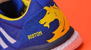 开箱 | adidas adizero Boston 7 为波马量身定制的纪念款