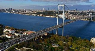 左手欧罗巴,右手亚细亚—伊斯坦布尔国际马拉松