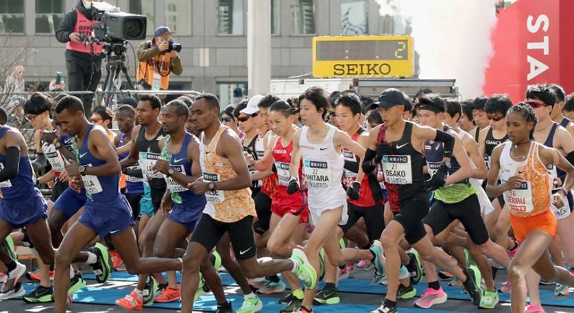 """日本何以被称为""""世界上最爱马拉松的国家""""?"""