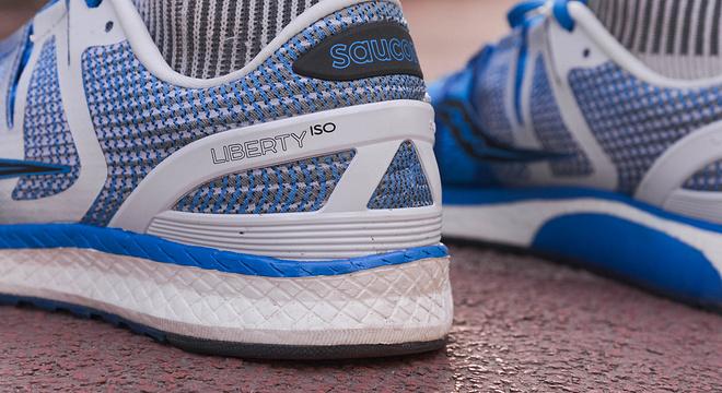 跑鞋 | Saucony Liberty ISO更稳定,更安心