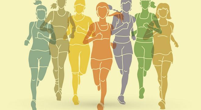 燃烧大数据 | 分析了200万份成绩后发现,女跑者更稳?