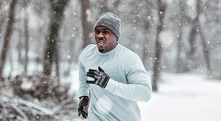 冬天跑步吸太多冷空气会伤肺吗?