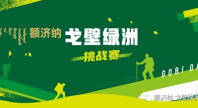 2020 徒步中国全国徒步大会 戈壁绿洲额济纳站