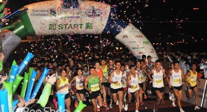 奔跑在东方之珠—香港马拉松报名即将开始