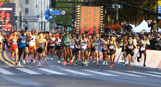 战上海 ——2019上海马拉松跑记