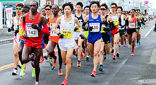 跑鞋战力榜 Vol.10 | 日本香川丸龟半马特辑 日本精英都穿什么