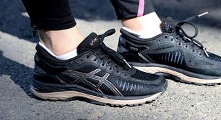 跑鞋 | ASICS亚瑟士 MetaRun,长距离跑鞋的黑金之选!
