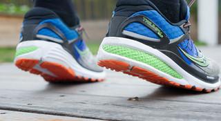 跑鞋   Saucony Triumph ISO 2 为什么说它是一双值得买的鞋