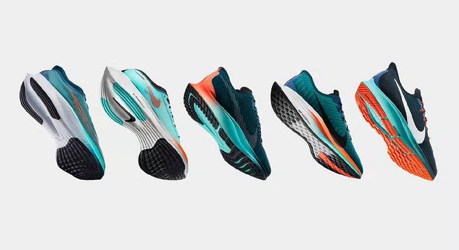 Nike Zoom系列箱根配色发售 基普乔格蝉联年度最佳男运动员  跑圈十件事