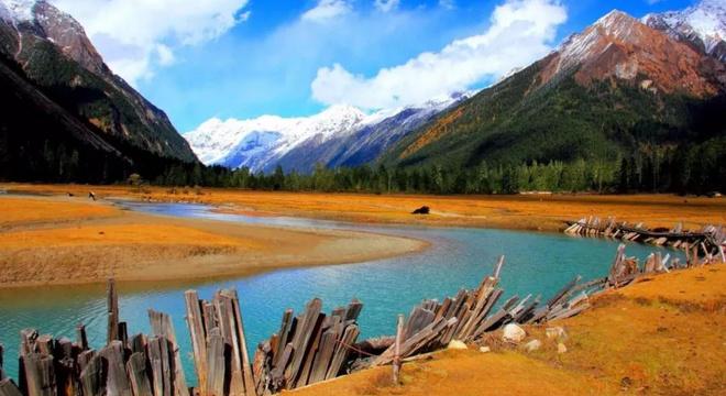 西藏易贡越野挑战赛