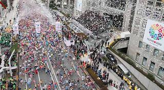 东京马拉松 — 最近的大满贯