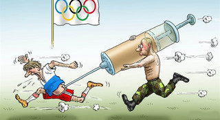 观点 | 罪与罚:俄罗斯遭奥运禁赛是否活该?