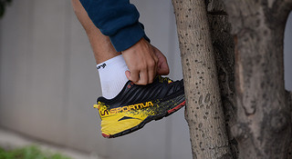 评测 | LA SPORTIVA AKASHA 全地形越野鞋,颜值和实力表里如一
