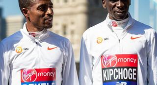 伦敦马拉松保留精英组比赛 太原马拉松线上赛开启报名 | 跑圈十件事