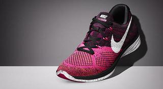 极致轻盈的运动生活—NIKE发布 2015春季女装运动鞋新品