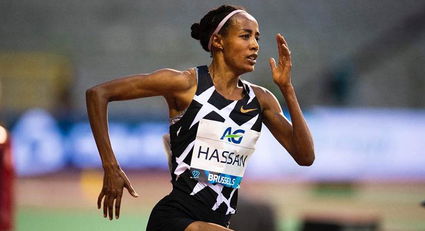 西凡·哈桑:1小时18930米 进击的中长跑女皇