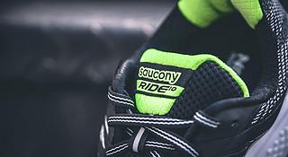 开箱 | Saucony Ride 10 全新中底加持Everun的新体验