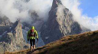 UTMB — 奔跑在阿尔卑斯山脉
