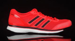 马拉松跑鞋哪家强?—世界纪录战靴 Adidas adiZero Adios Boost  2开箱评测